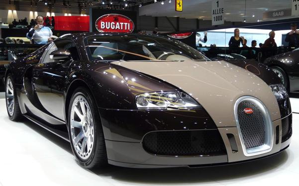 Bugatti 1