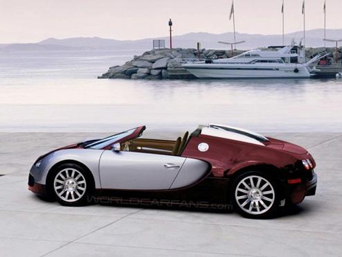 2009 Bugatti Veyron Car