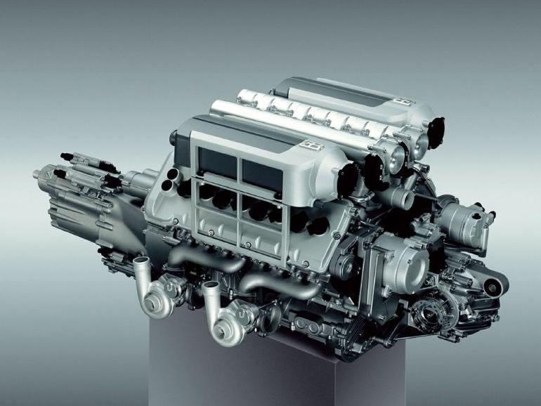 Bugatti Veyron Rpm: Bugatti W16 Engine Animation At Shintaries.co